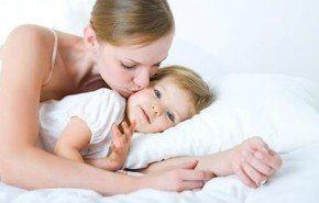 Los trastornos en el sueño de un bebé