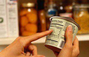 ¿Qué nos dicen las etiquetas de los alimentos?