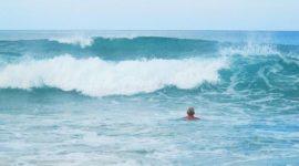 Resaca del mar peligros