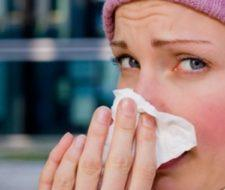 Remedios caseros contra el resfrío
