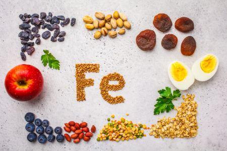 Anemias generativas y arregenerativas dieta