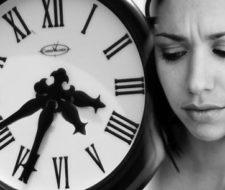 Los efectos del cambio de horario