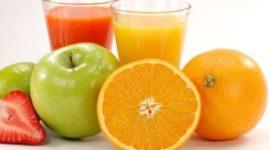 Jugos de frutas, beneficios para la salud