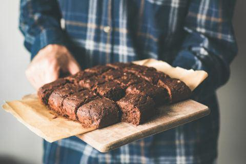 Dieta sin gluten adelgazar beneficios alimentos brownie