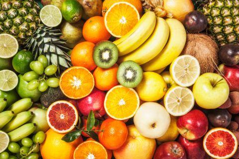 Dieta sin gluten adelgazar beneficios alimentos frutas